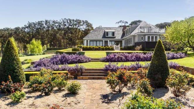 Mark Healey revealed as buyer of $16 million Mornington Peninsula weekender