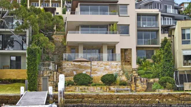 Cremorne record sale by investment banker atop week's most expensive sales