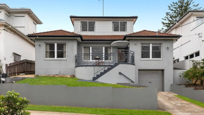 Adam Cranston's Vaucluse investment property sold by mortgagee