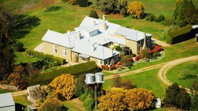 Brambletye homestead listed in Tasmania