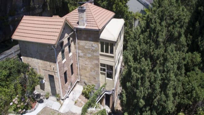 Hunters Hill home tops the week's most expensive sales
