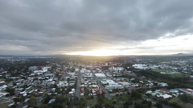 Military economy benefiting Ipswich property investors: Hotspotting's Terry Ryder
