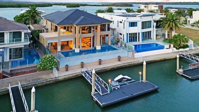 Sovereign Islands home on Knightsbridge Parade West listed for $3.65 million