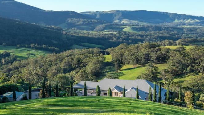 Jamberoo Valley trophy Scarborough listed for $3.95 million