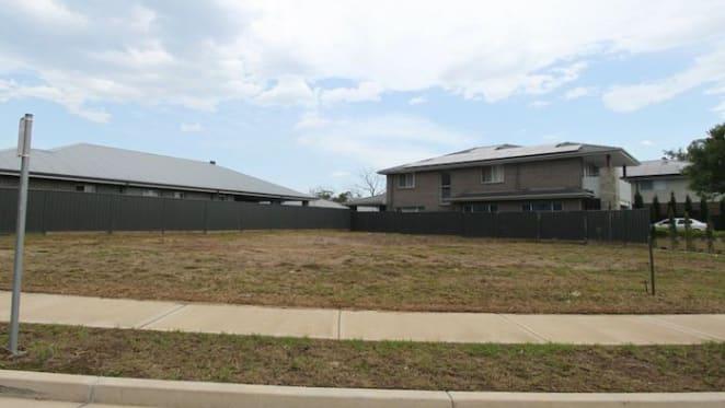 Jordan Springs mortgagee development site listed for sale