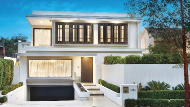 Chris and Bec Judd yet to sell in Brighton