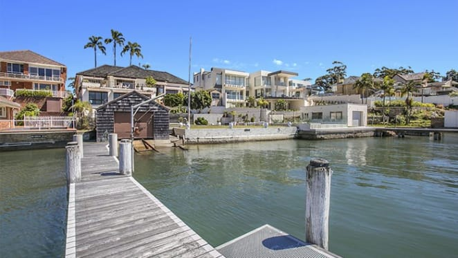 Kangaroo Point waterfront property sold for $4.82 million