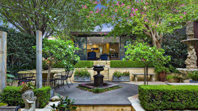 Shady Younes-designed home listed in Five Dock