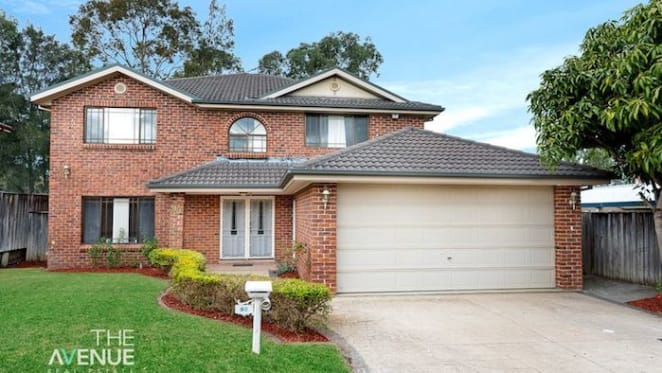 Kellyville, NSW mortgagee home sold for over $1 million