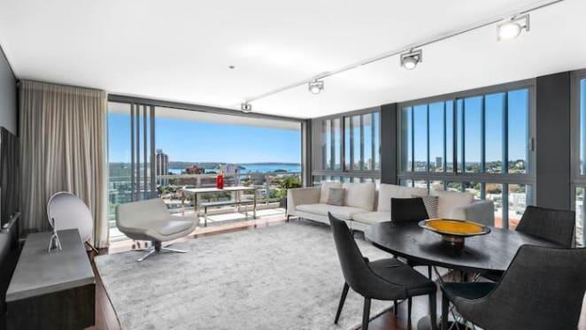 Channel 10's Aerobics Oz Style presenter Anton Scott sells Rushcutters Bay apartment