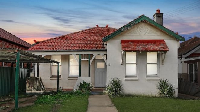 Kogarah, NSW mortgagee house listed for sale