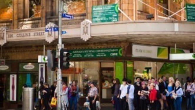 Telstra store premises in Melbourne CBD has $9 million price tag