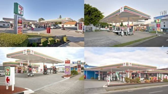 Refurbished 7-Elevens service stations to tempt Sydney property investors with $150,000-plus rents