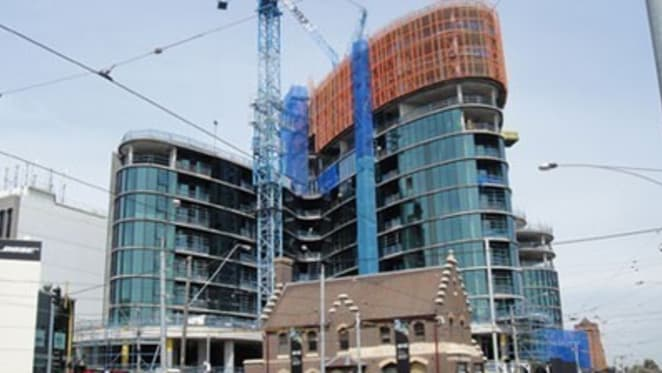 Completion of FKP's apartment project Aerial in Camberwell Junction delayed
