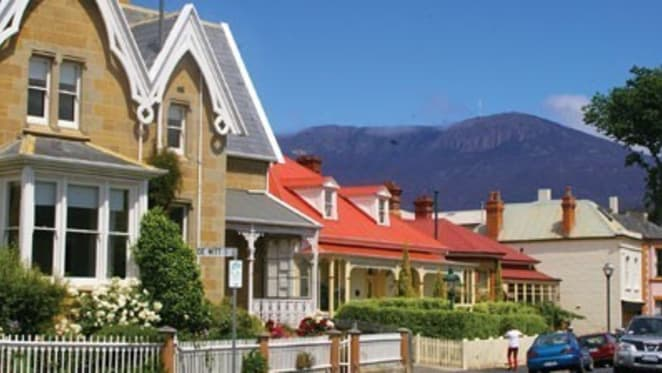 Battery Point easily edges out Mount Stuart as Tasmania's most crowded suburb