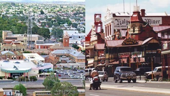 Broken Hill and Kalgoorlie no longer as risky for property investors but some mining towns unsustainable: Westpac