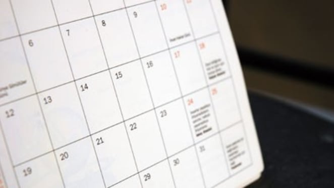 Calendar of need-to-know deadlines for home buyers wanting government grants