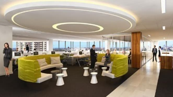 Chatswood office tower refurbishment to appeal to larger tenants