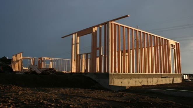 Australia transitioning from a reliance on the resource sector to housing construction