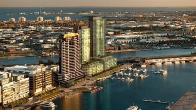 Lend Lease sells over 100 apartments in Convesso Concavo Docklands development in a month