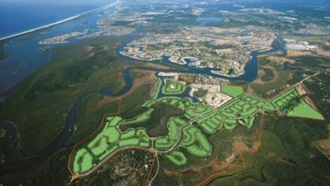 Offers over $30 million sought for Austcorp's Coomera Waters Gold Coast development