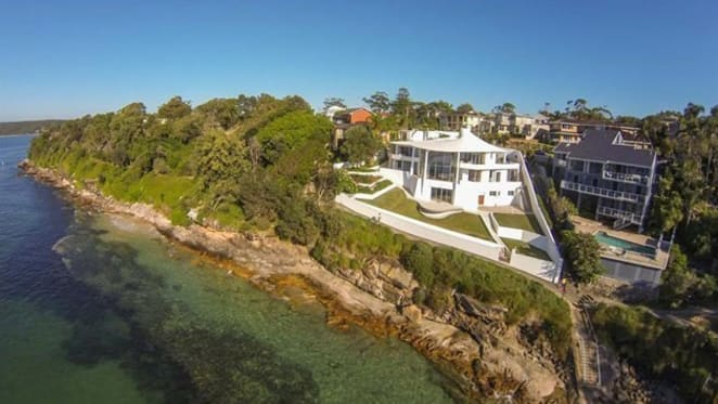Apollo Gate, the 1970s Cronulla spaceship house listed after renovation