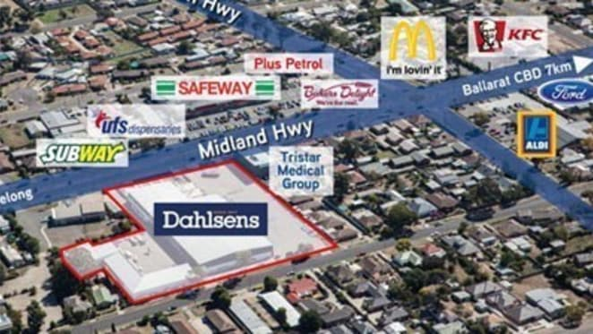 Coles vs Woolies DIY battle sees Dahlsens sell gold rush era hardware site in Ballarat