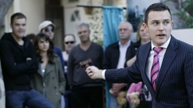 In profile: Auctioneer Damien Cooley