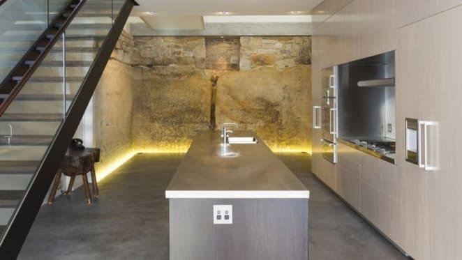Dale Jones Evans-designed Darlinghurst minimalist terrace sale
