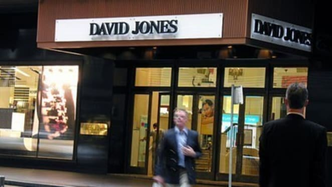 David Jones retailing and property by the numbers