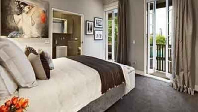 Rootop study v bar, four bedrooms v three: Dorcas Street Block floorplans indicate the auction battlelines