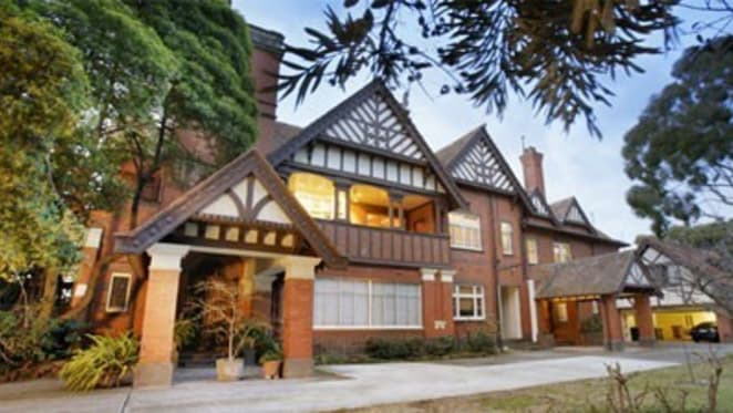 Former TV presenter Simone Semmens seeks to offload the Yarra riverfront block at her grand $11 million Edzell, Toorak acquisition