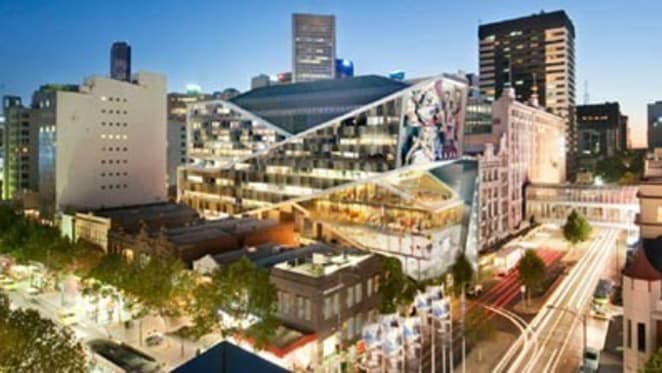 Emporium Melbourne's opening delayed until 2014