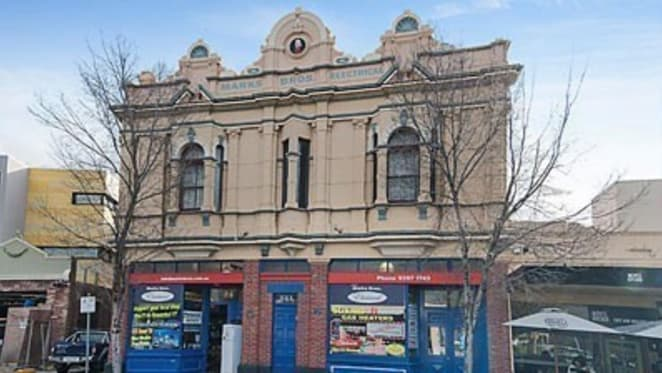 Local estate agent Wayne Elly buys historic former Williamstown grocer for $2.5 million