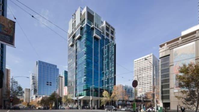 Investor pays $3,686 per square metre for whole floor in Fender Katsalidis Melbourne office block