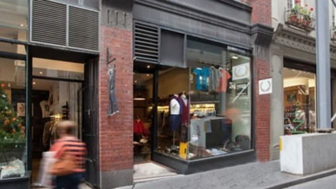 Melbourne private investor pays $1.65 million for premises of Fred Perry on sought-after Little Collins Street