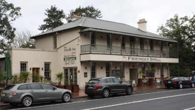 Former owner jumps at opportunity to buy back Friendly Inn