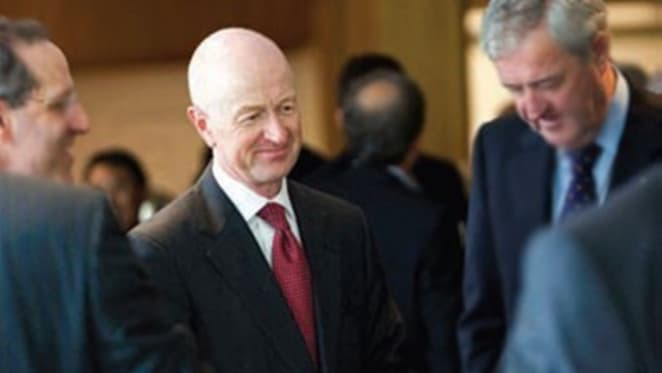 Rates unlikely to change while global uncertainty remains: RBA's Glenn Stevens