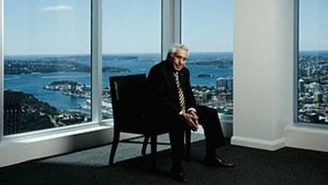 Harry Triguboff's Meriton group to build 700 serviced apartments next year across Australia