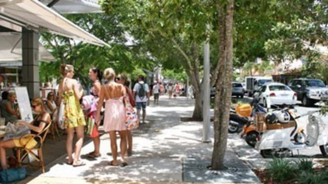 Opportunities for smaller investors with Noosa shops and suites from $800,000 to $2 million