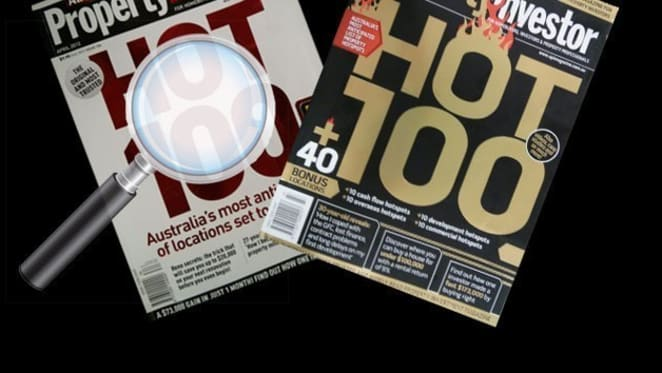 Unit hotspots less hit and more miss: Broome, Newcastle and Gladstone among markets that flopped in 2012