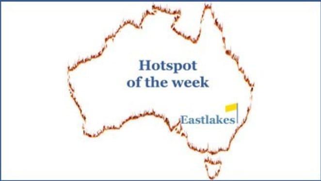 Price and proximity make Eastlakes a hotspot