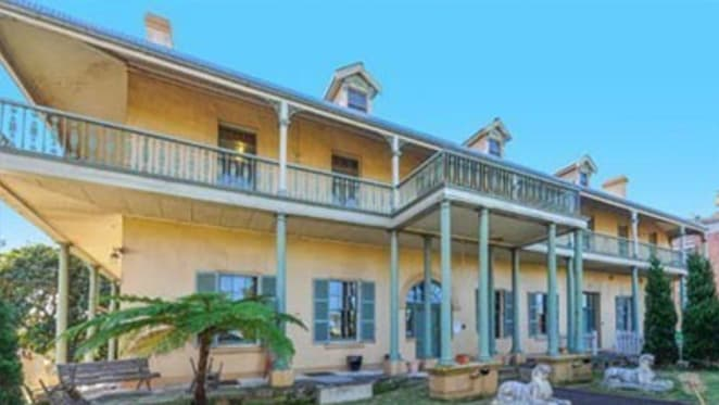 Sydney's Moran family takes the prize as National Trust offloads Juniper Hall for $4.5 million