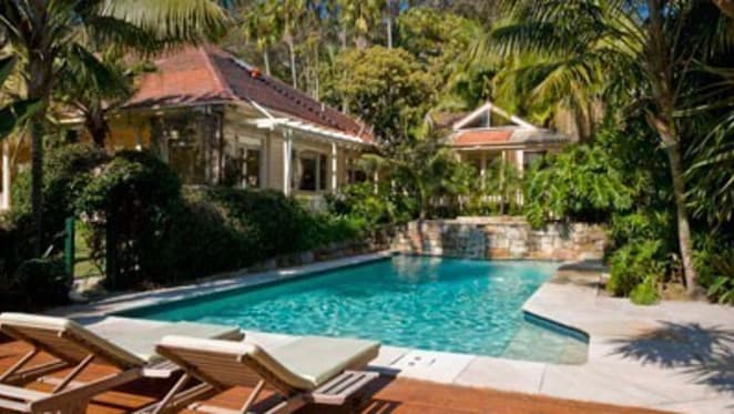 Laurie Sutton the kingpin of Sydney property as he swaps Mosman for Kalua in Palm Beach in record-setting sales