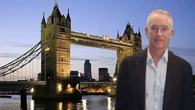 Steve Keen contemplates quitting Australian academia for possible private sector role in London