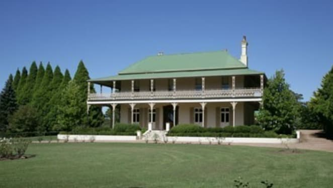 Coal mine anxiety for Nicole Kidman's Sutton Forest property