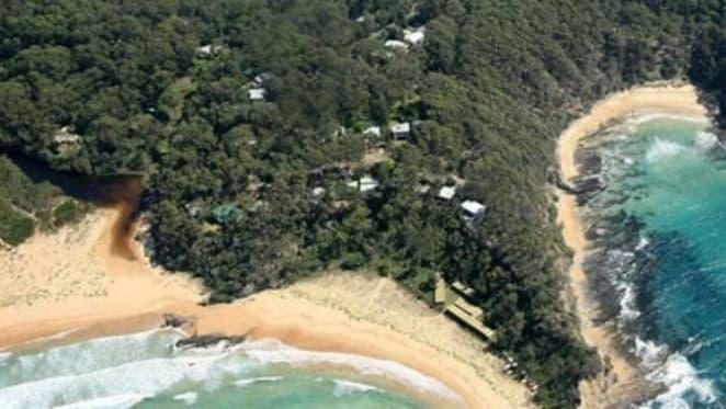 Nicole Kidman's south coast NSW beachfront land fails to sell at auction