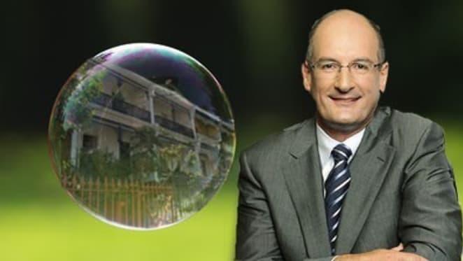 No Australian housing bubble, but tough times ahead for property market: David Koch
