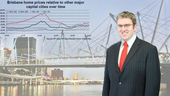 Are Brisbane and Adelaide ripe to pick up an investment opportunity? Cameron Kusher