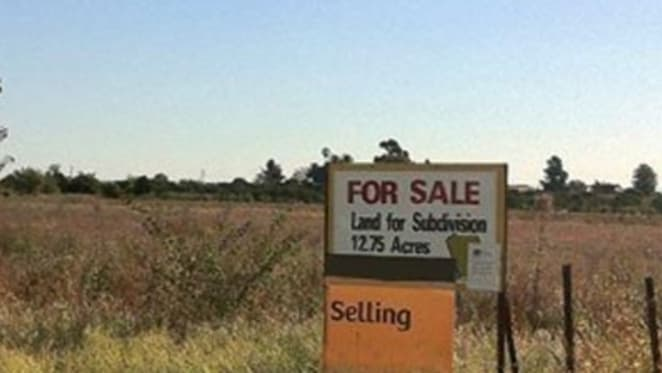 Residential developers landbanking denial